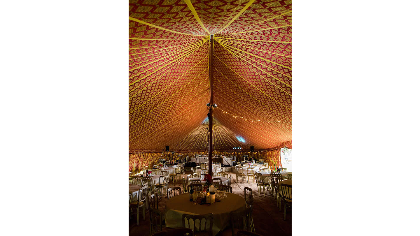Arabian Wedding Tents