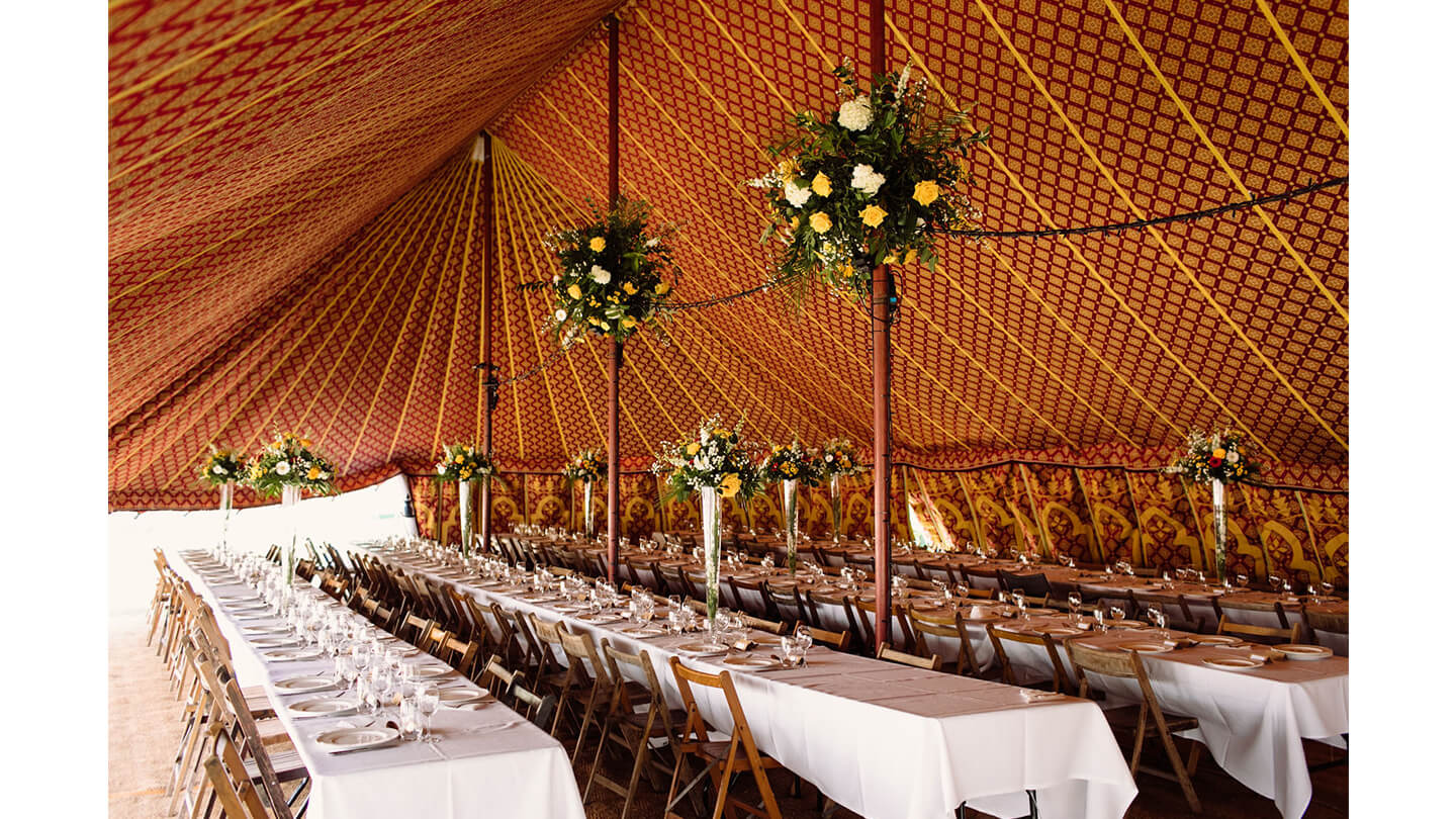 Bespoke Festival Weddings