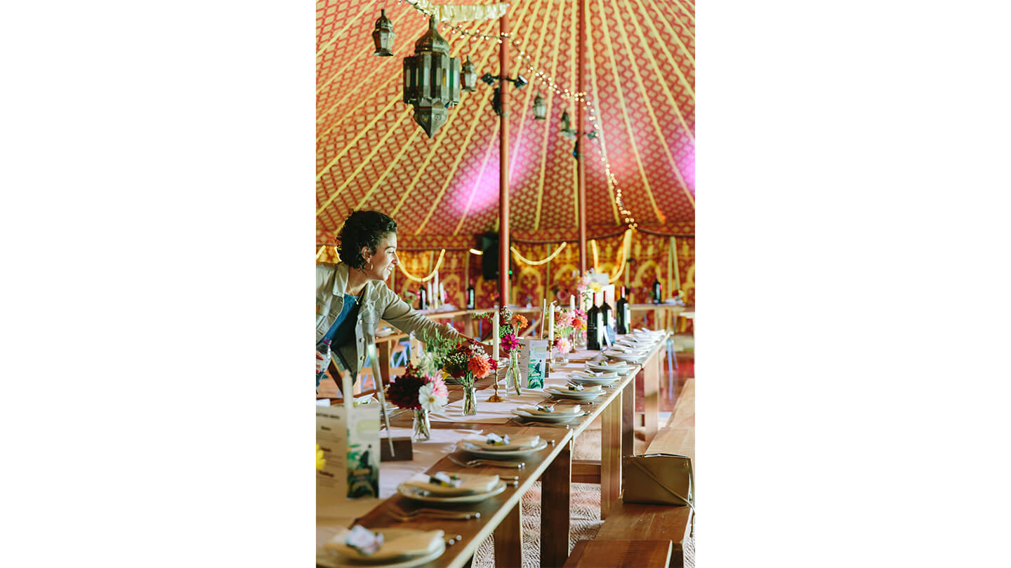 Private Parties & Events - The Fantastical Tent Co