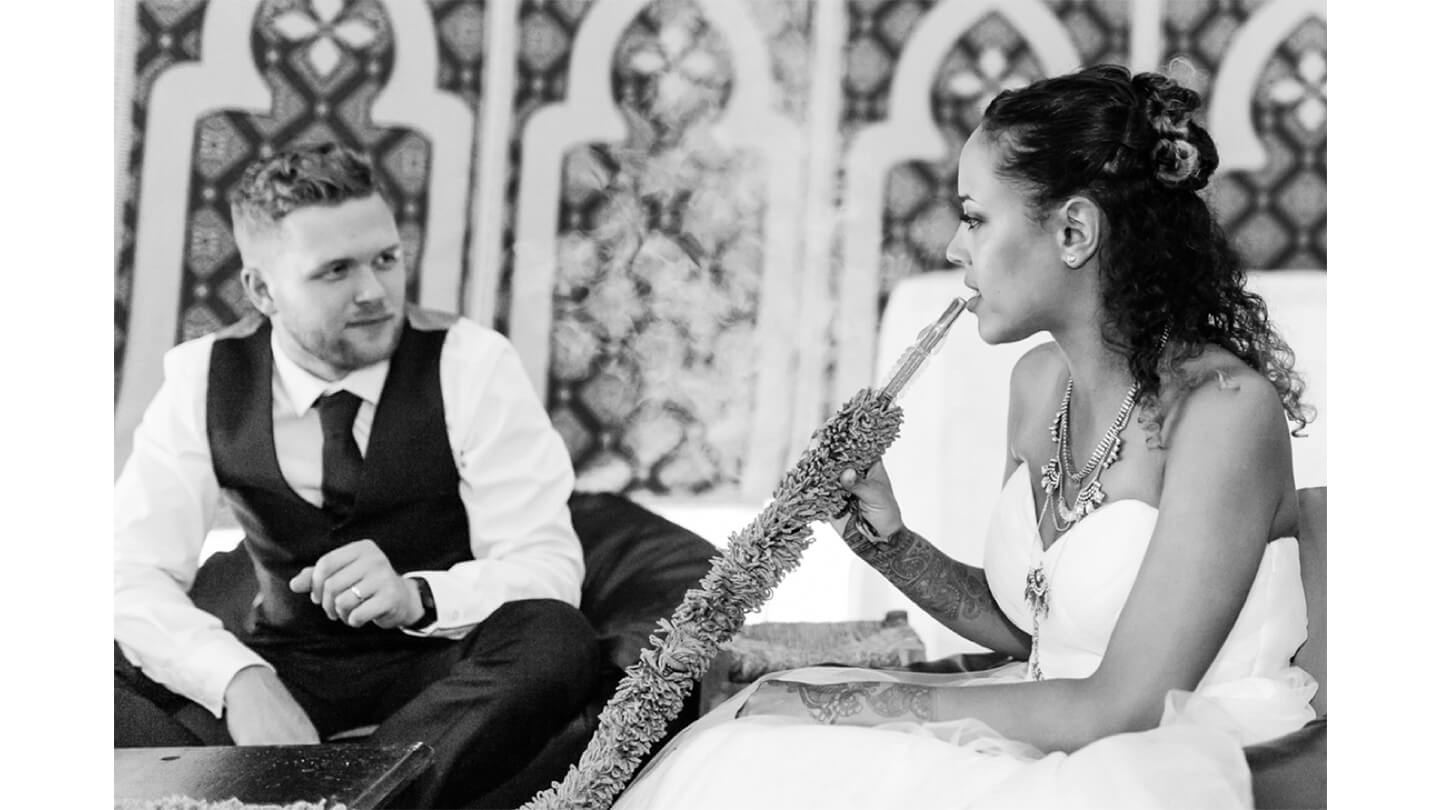 Shisha Wedding Hire